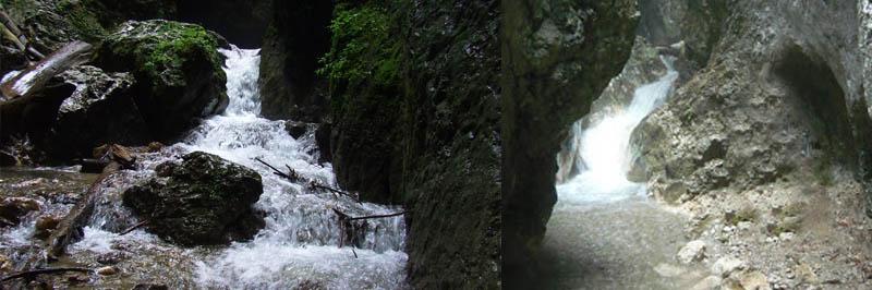 Cascada Tamina Timisul de Jos
